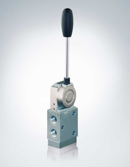 شیر هیدرولیک کنترل جهت و سرعت هاو سری SG و SP