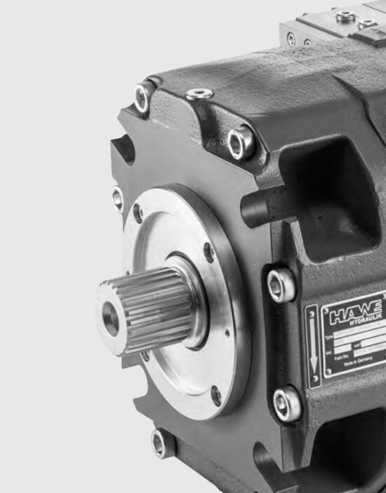 پمپ هیدرولیک پیستونی دبی متغیر V80M