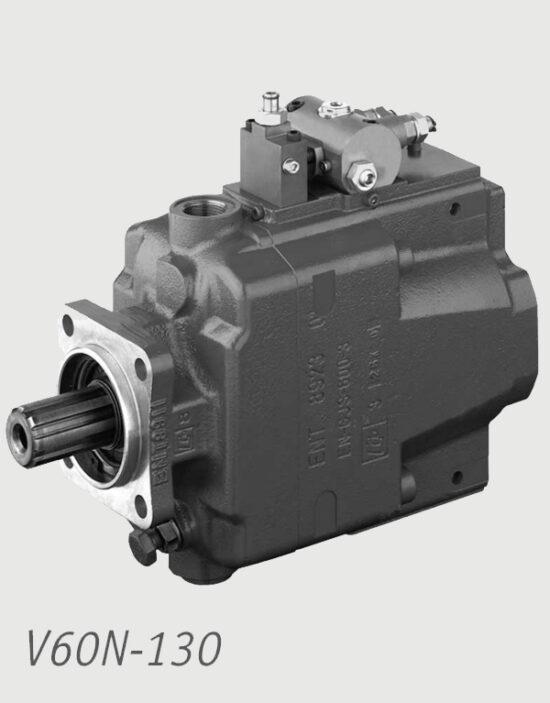 پمپ-هیدرولیک-دبی-متغیر-هاو-مدل-V60N-130