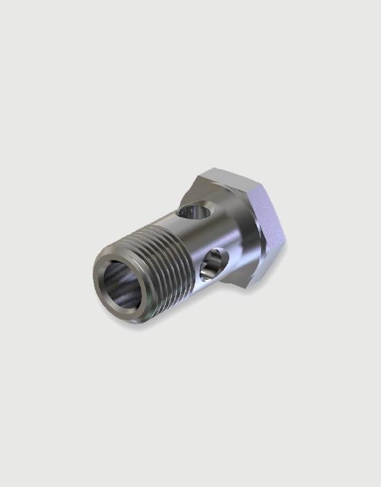 اتصالات سری ثابت پیچ گازوئیلی هیدرولیک ZEC مدل BOLTB