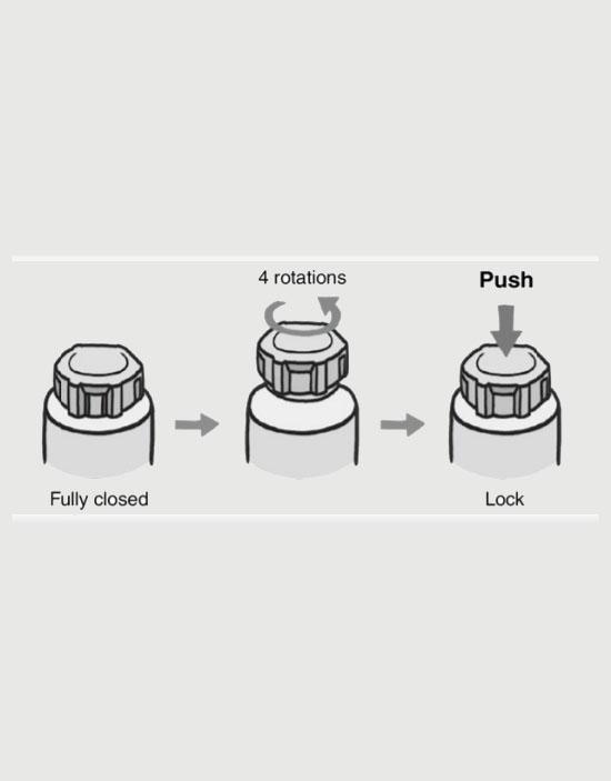 push-lock