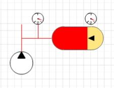 عملکرد آکومولاتور گازی