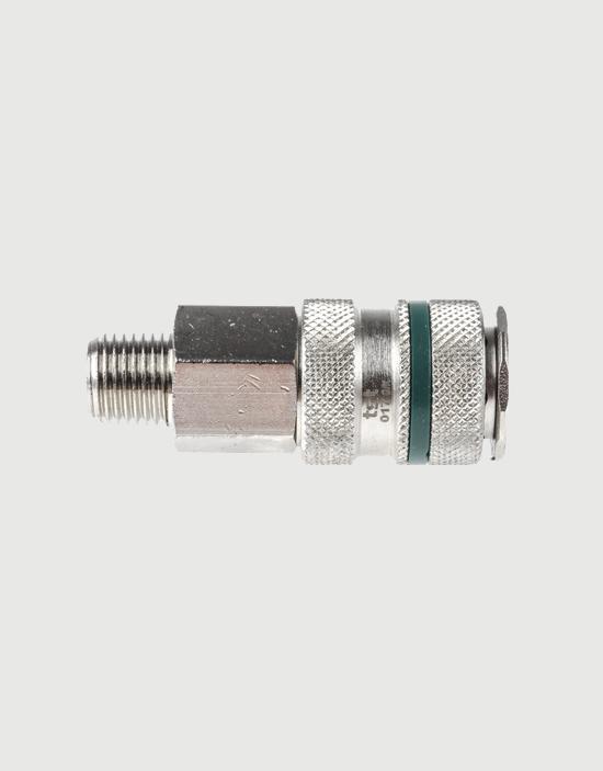 کوپلینگ اتصال سریع پنوماتیک استیل RS