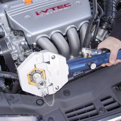 دستگاه پرس شیلنگ هیدرولیک دستی 71500 A-HYDRA KRIMP