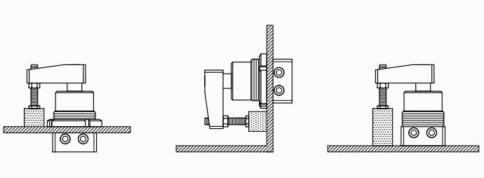 سیلندر-چرخشی-هیدرولیک-سری-PNT